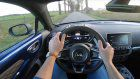 Jump Into The Driver's Seat Of The Alpine A110 Coupe