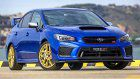 Subaru Spain Sends Off WRX STI With Eight Final Edition Cars