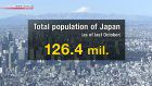 Japan's working age population hits record low