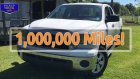 Another Toyota Tundra Crosses Million-Mile Mark, Still Works As A Charm