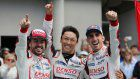 Fernando Alonso To Be Replaced By Brendon Hartley In Toyota's WEC Team
