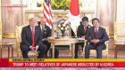Abe, Trump talk about N.Korea, Iran, trade