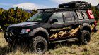 Nissan's Destination Frontier Is A Rugged Truck Designed For Overlanding