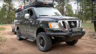 Nissan NV V8 4×4, Or How To Haul People Through The Woods Like A Champ