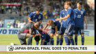 Japan U22 soccer team finishes in second place