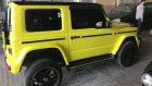 This G-Wagen Kit For The Suzuki Jimny Looks As Good As The Real Thing