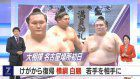 Nagoya sumo tournament opens
