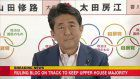 PM Abe: Results show voter support