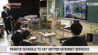 Remote schools to get better internet services