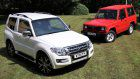 Mitsubishi Shogun Dropped From The UK, Check Out The Last One Here