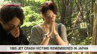 Victims of Japan's worst air disaster remembered