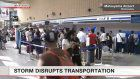 More than 760 domestic flights canceled