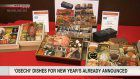 'Osechi' dishes for new year's already announced
