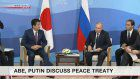 Japan, Russia agree on future-oriented talks