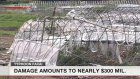 Typhoon Faxai caused heavy damage to agriculture