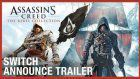Assassin's Creed: The Rebel Collection Announced For Nintendo Switch