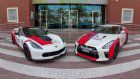 Dubai's Ambulance Service Add A Nissan GT-R And C7 Corvette Grand Sport