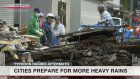 Recovery continues 1 week after typhoon
