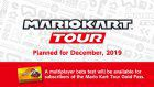 'Mario Kart Tour' Will Be Testing A Real-Time Multiplayer Mode In December