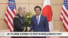 US General will urge S.Korea to stay in GSOMIA
