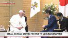 Abe: Japan, Vatican partners that value peace