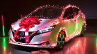 Nissan Created A New Christmas Carol Using The Leaf's Pedestrian Warning System