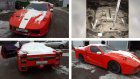 Here's A Nissan 300ZX Living Out Its Fantasy Of Being A Ferrari FXX