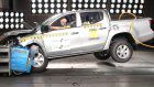 2019 Mitsubishi L200 With No Airbags Gets Crash-Tested Into ZERO Star Safety Rating