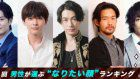 Oricon reveals '11th ideal faces chosen by men' ranking