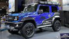 Suzuki Makes The Jimny Even Cooler With The Sierra Marine Style