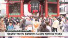 Hotels concerned over China's halt of group tours
