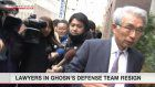Ghosn's lawyers resign