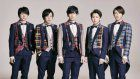 Arashi wins 'Artist of the Year' at the 'JAPAN GOLD DISC AWARD' for the 6th time