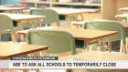 Abe to ask all schools to close during March