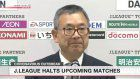 Japan's soccer league to postpone matches