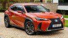 Lexus UX Hybrid Enters 2020MY With New Equipment, Standard Smartphone Integration For UK