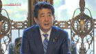 Abe pledges more efforts for 2011 quake recovery