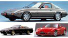 Rotary Nostalgia: Looking Back At Mazda RX-7's Three Generations
