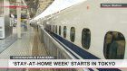 'Stay-at-home week' starts in Tokyo