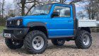 The Suzuki Jimny pickup truck might be the best Jimny