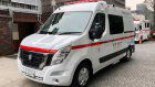 Nissan NV400 becomes Japan's first electric ambulance