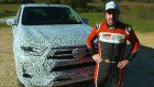 Watch Fernando Alonso Test The Facelifted 2021 Toyota Hilux On A Rally Stage