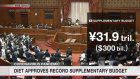 Diet passes second supplementary budget
