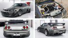 This Nissan Skyline GT-R R33 From Veilside Is A Genuine Show-Stopper