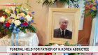 Funeral held for father of N.Korea abductee