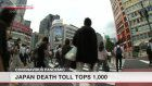 Japan's coronavirus death toll tops 1,000