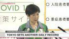 Tokyo sets another daily record
