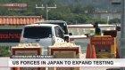 US forces announces virus tests for arrivals