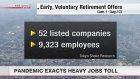Early, voluntary retirement offers rise in Japan