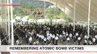 Remembering atomic bomb victims in Nagasaki